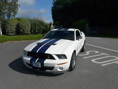 2008 (57) Shelby Mustang Gt500 Svt Supercharged 5.4 6 Speed Manual £26,950
