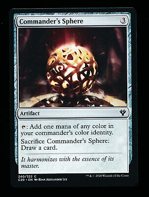 x1 Windfall MTG Commander 2020 U M//NM English