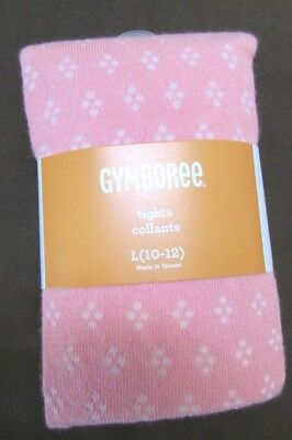 GYMBOREE DRESS UP SHOP OCEAN TRENCH PATTERN POINTELLE TIGHTS 12 24 2 3 NWT