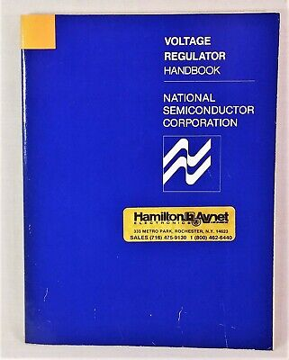 1982 National Semiconductor Voltage Regulator Handbook