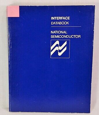 1980 National Semiconductor Interface Databook - Display Drivers /Transceivers
