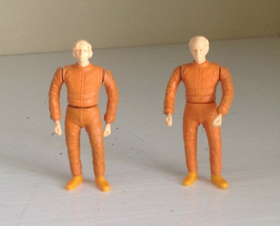 SPACE 1999 EAGLE ONE 1 MATTEL* , Professor Bergman and Dr Russel