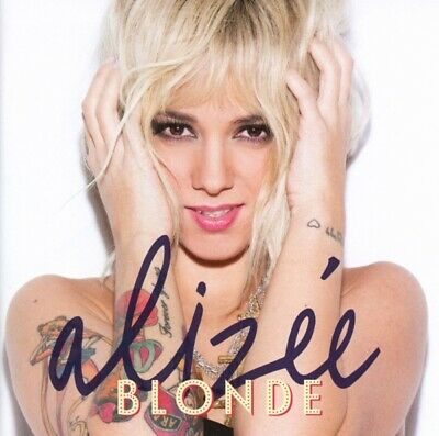Alizee - Blonde CD Zomba NEU