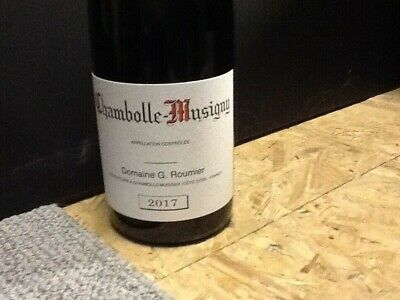 ROUMIER Chambolle-Musigny 2017 Georges ROUMIER .