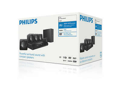 PHILIPS Home Theater 5.1 con DVD HTD3510/12