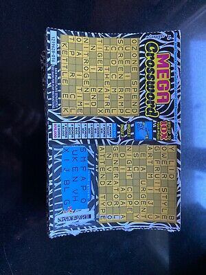 (550) California Lottery tickets $5 Second Chance Scratchers 2nd Redeemable