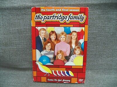 The Partridge Family The Fourth And Final Season (Dvd)