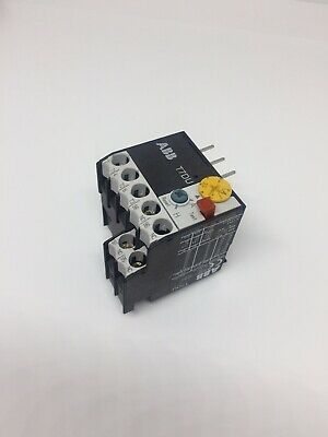 ABB T7DU 4.0 Overload Protection Relay *Setting Range 2.4-4.0A*