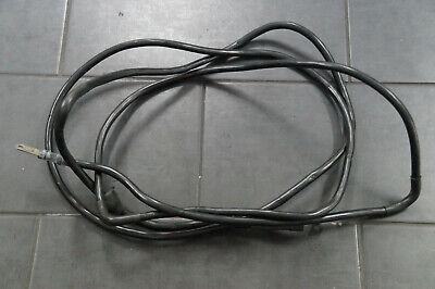 Bentley Continental Flying Track Cable Lead Battery Battery Lead 500819440