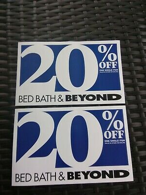 SET TWO BED BATH &BEYOND 20% off coupon EXP 7/6 & 7/13 you will get real coupon!