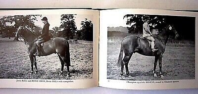 CHAMPION HORSES & PONIES OF THE SHOW RING Morris 1956 1st Ed. Illustr EQUESTRIAN