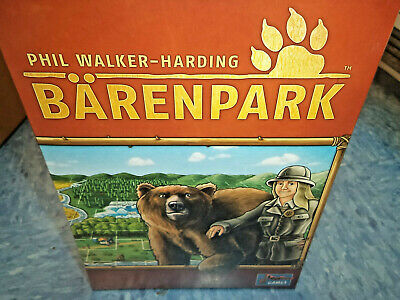 Barenpark - Lookout Games Board Game New!