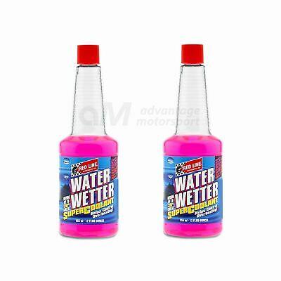 Red Line Water Wetter Super Coolant Additive 2 X 355ml