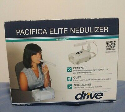 Pacifica Elite Neb Respiratory Compressor by Drive Medical for COPD or Asthma