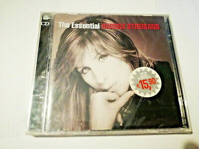Cd Nuovo Barbra Streisand - The Essential  - Lotto 2