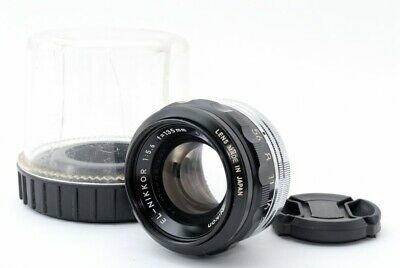 Nikon EL-Nikkor 135mm F/5.6 Enlarging Lens [Very good] Fm Japan Free/Ship 613739