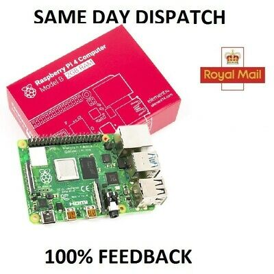 BNIB Raspberry Pi 4 Model B 2GB RAM - Fast Royal Mail or other options available