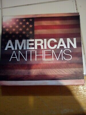 VARIOUS ARTISTS - AMERICAN ANTHEMS (60 TRK 3xCD)
