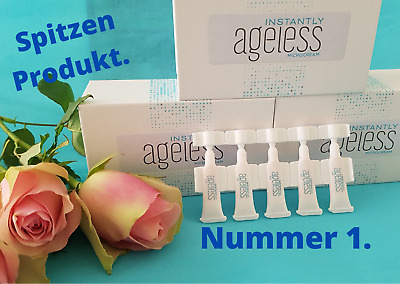 JEUNESSE INSTANTLY AGELESS 5 X VIALS 0,6 ml  MHD 11/2021 Original.