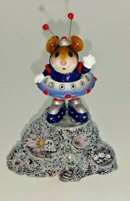 EV - 2003 Greetings, Wee Forest Folk with box, Retired, only 150 made