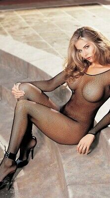N135 Sz XS S M L Plus XL Sexy Lingerie Dress Bodystocking Sleepwear Underwear 19