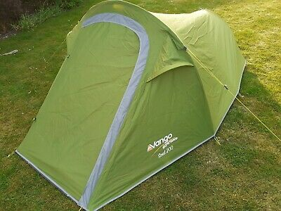 Vango Soul 100 Lightweight Tent Apple Green