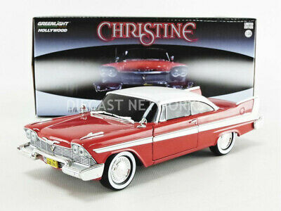 Greenlight Collectibles - 1/24 - Plymouth Fury Christine - Evil Version - 1958 -