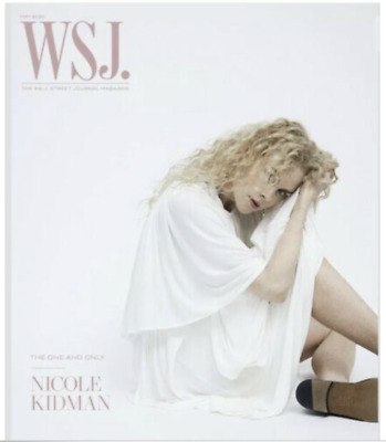 Nicole Kidman, The One And Only, Wsj Wall Street Journal Magazine May 2020