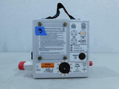 Allied Healthcare EPV200 Portable Ventilator with Assist Control #3  (LEV)