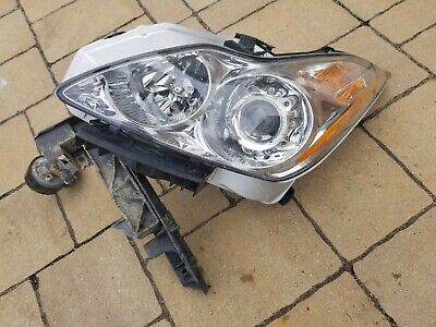 Infiniti: G37 Se 2008 G37 Coupe LH Factory Headlight assembly