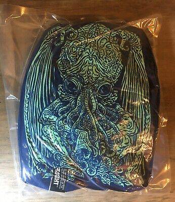 Loot Fright Loot Crate Cthulhu Pillow New Sealed