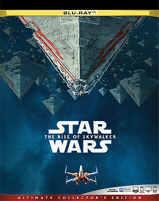 Star wars The Rise of Skywalker - Blue Ray Ultimate Collection Edition