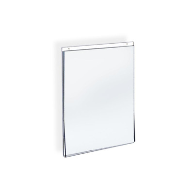 U-Frame 8 In. H X 11 In. W Wall Mounted Clear Polished (10-Pack)