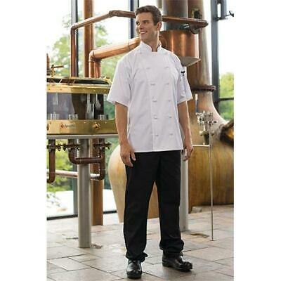 Executive Chef Pant in Black - 2XLarge