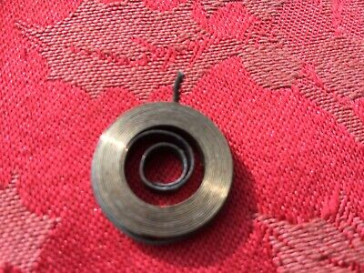 Haller 4.5 X 0.25 X 650mm Approx Clock Mainspring NOS Spring