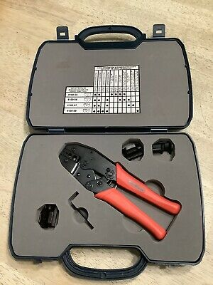 Pasternack Crimping Tool In Case