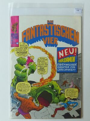 Fantastischen Vier (Williams, Gb.) Nr. 2 (Z1-2)