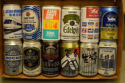 12 cans from Japan - Batch Five - Winter's Tale