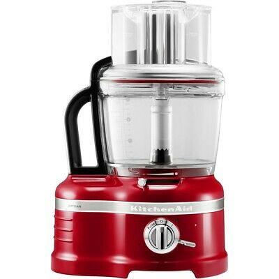 Alimentaire Processor De 4L KitchenAid ARTISAN 5KFP1644, Rouge Impérial