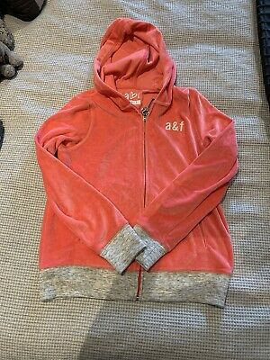 Abercrombie And fitch hoodie girls Age 13/14