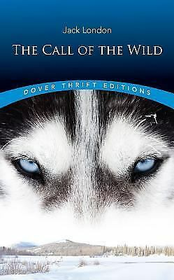 The Call of the Wild by Jack London , Paperback