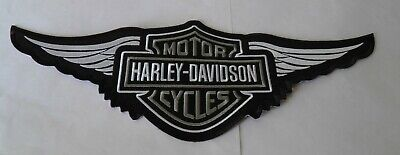 1 Patch toppa HARLEY - DAVIDSON ricamata termoadesiva 883 roadster superlow