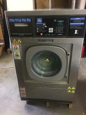 Continental Girbau washer 20lbs capacity.30 day warranty!!!  CHECK VIDEO!!!!