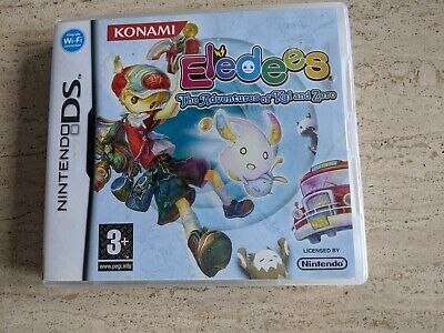 Nintendo DS Game ELEDEES Boxed Complete. TESTED & WORKING. FREE UK POSTAGE.