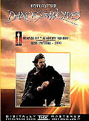 Dances with Wolves (DVD, 1998, THX Digitally Mastered)  NEW