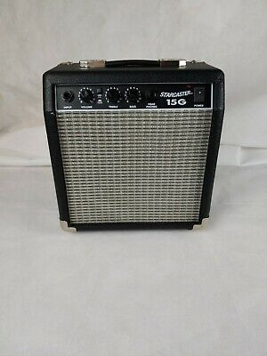 FENDER Starcaster 15G 28 Watt Guitar Amp Amplifier GREAT CONDITION