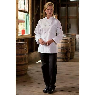 Traditional Chef Pant in Black - XLarge