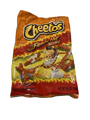 The Rest Of My Hot Cheetos