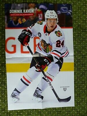 4 NHL Ice-Hockey Posters, A2 size, NEW, see spec
