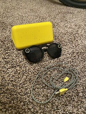 Snapchat Spectacles Black First-Gen